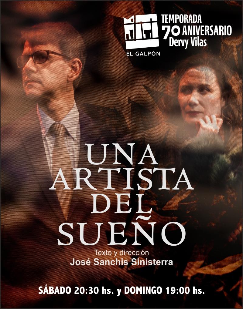 Una artista del sueño de José Sanchis Sinisterra